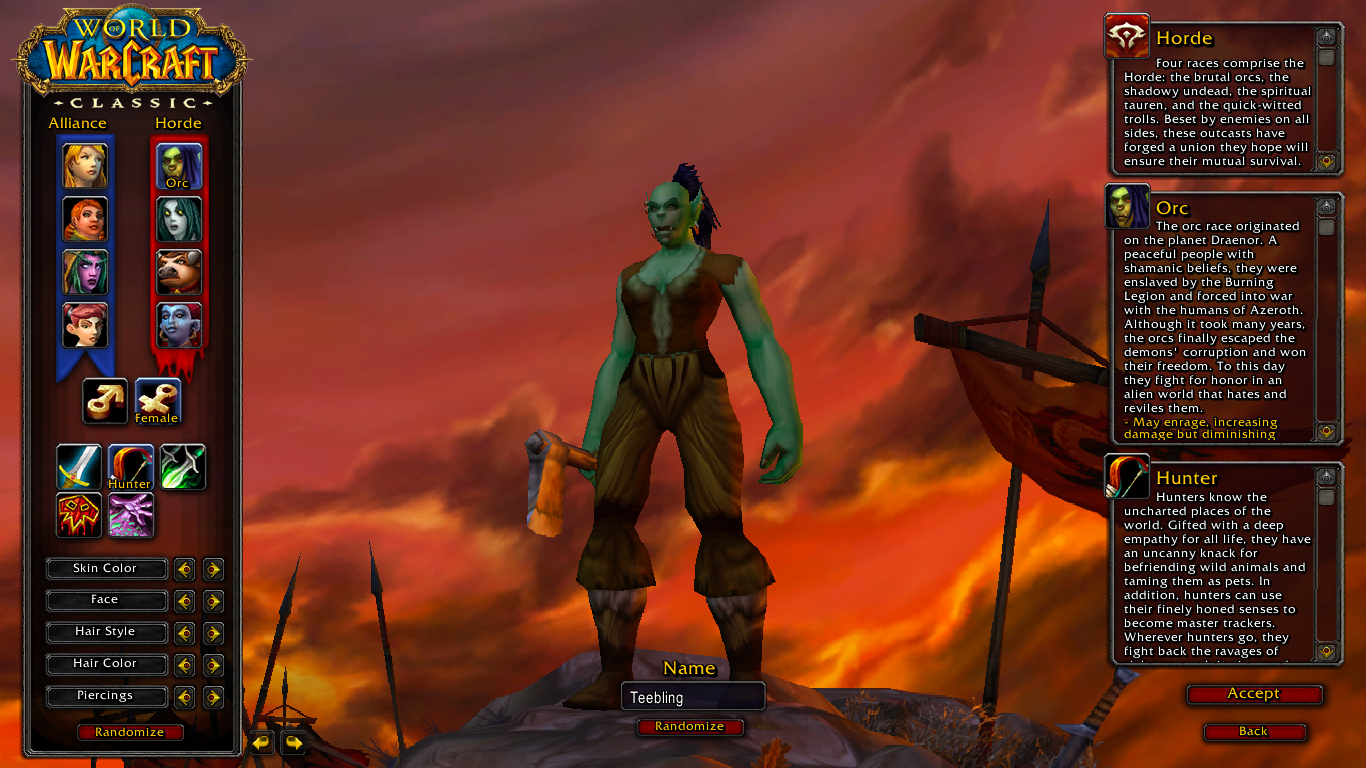 I got into closed beta! What do you want me to test? • WoW Classic