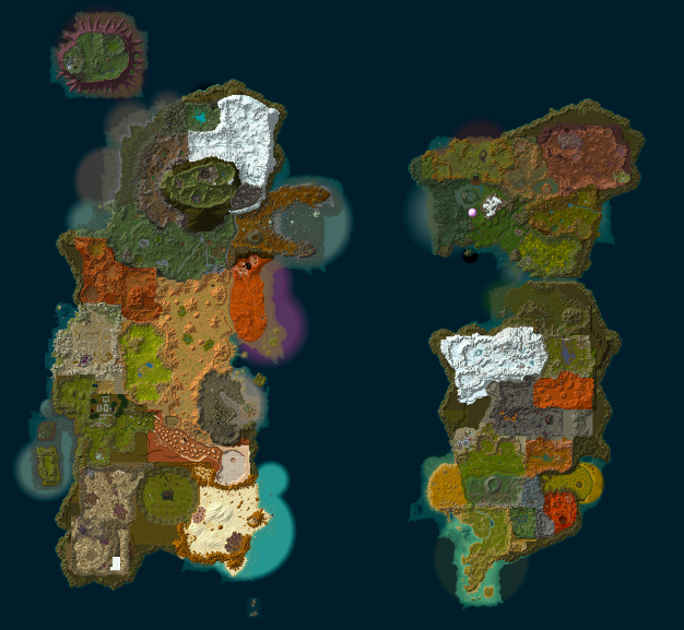 Wow Classic: High Resolution Terrain Maps Of Azeroth • WoW Classic
