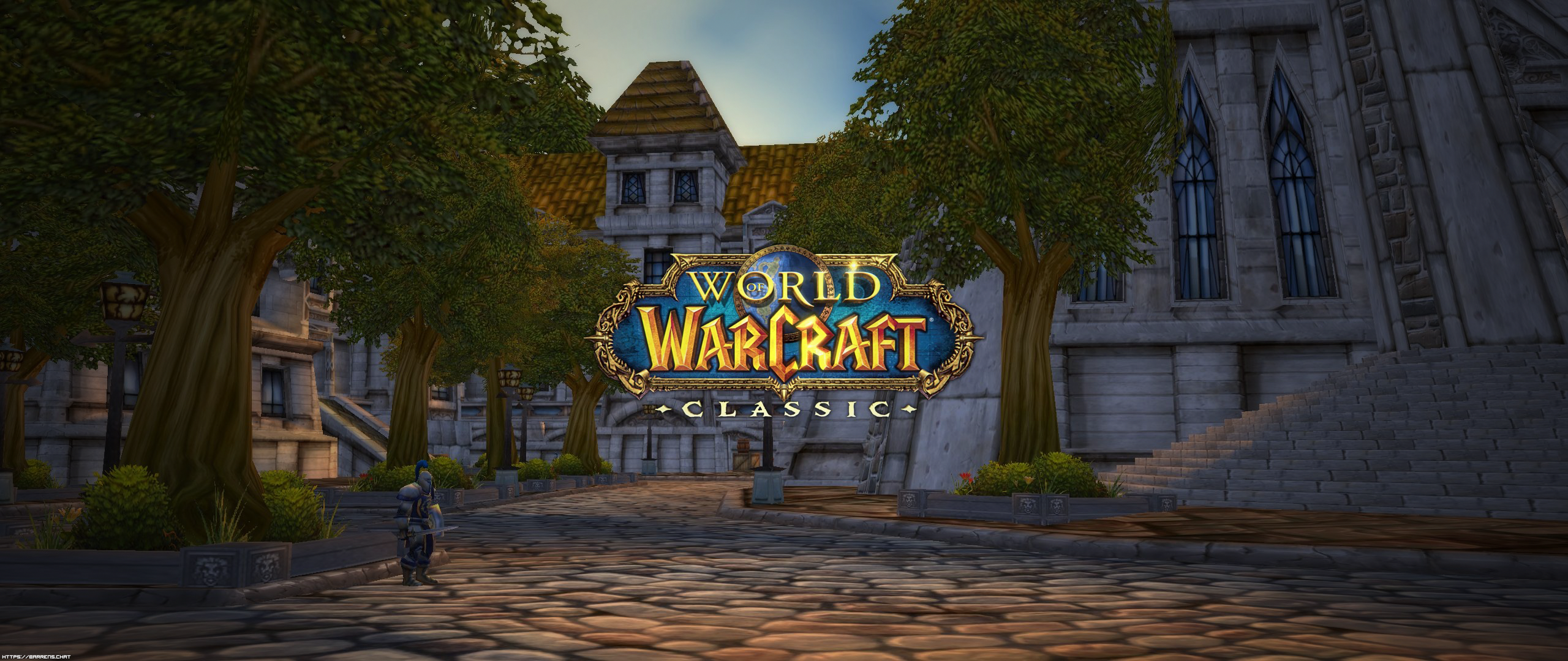 Ultrawide Wallpapers Each Zone And City Wow Classic
