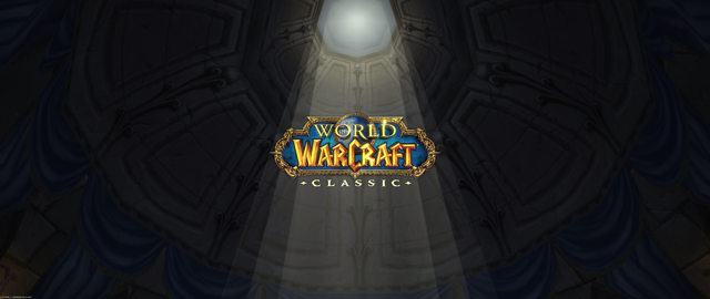 WoW Classic Lordaeron Throne Room Wallpaper