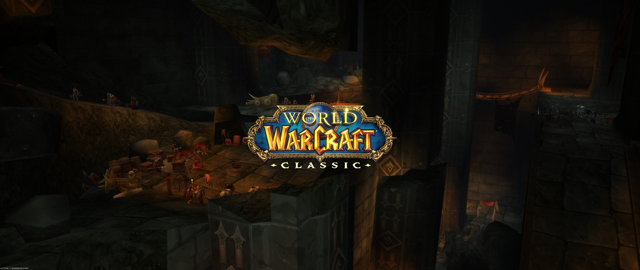 WoW Classic Lower Blackrock Spire Wallpaper