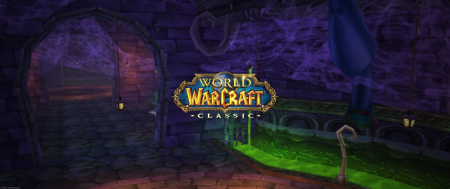 Ultrawide Wallpapers Each Dungeon And Raid Wow Classic
