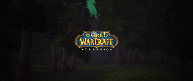 WoW Classic Tirisfal Glades Wallpaper