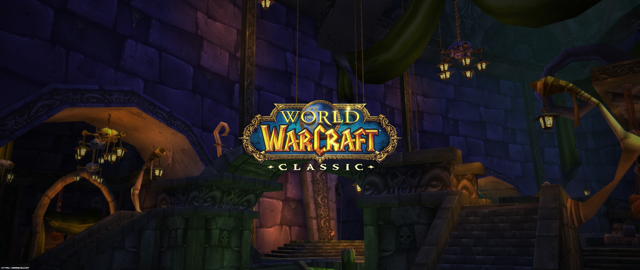 WoW Classic Undercity Wallpaper