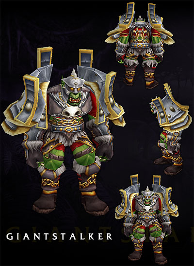Raid  Dungeon Tier Sets Gallery - Page 2  Wow Classic -8226