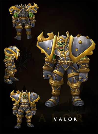 Raid & Dungeon Tier Sets Gallery • WoW Classic • Barrens Chat
