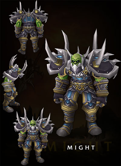 Raid  Dungeon Tier Sets Gallery - Page 2  Wow Classic -5350