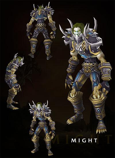 raid  u0026 dungeon tier sets gallery