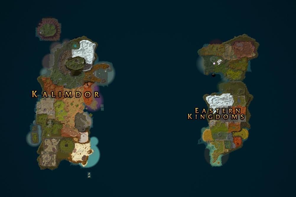 Atlas World Map Classic 10