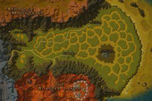 Atlas World Map Wow Classic Addon