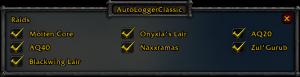 Autologgerclassic