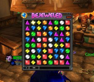 Bejeweled Classic Wow Classic Addon 1.13