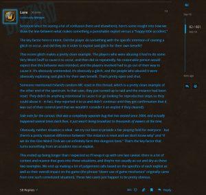 Blizzard Clarifies Punishments For Exploits