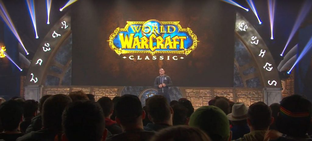 Blizzcon Wow Classic Phase 2 Launches The Week Of November 12th
