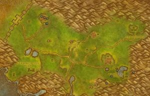 Classic Treasure Chest Hunting Guide Images Arathi Troll Village and Farm