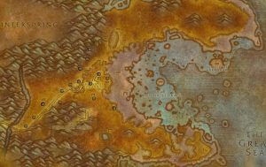 Classic Treasure Chest Hunting Guide Images Azshara Eastern Road