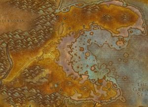 Classic Treasure Chest Hunting Guide Images Azshara North and South