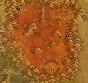 Classic Treasure Chest Hunting Guide Images Blasted Lands