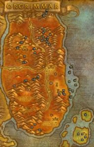 Classic Treasure Chest Hunting Guide Images Durotar