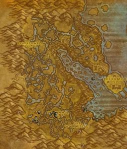 Classic Treasure Chest Hunting Guide Images Duskwallow South