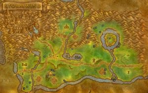 Classic Treasure Chest Hunting Guide Images Elwynn Forest