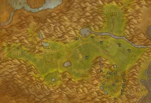 Classic Treasure Chest Hunting Guide Images Hinterlands Jinta' Alor