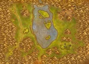 Classic Treasure Chest Hunting Guide Images Loch Modan East