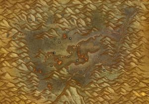 Classic Treasure Chest Hunting Guide Images Searing Gorge