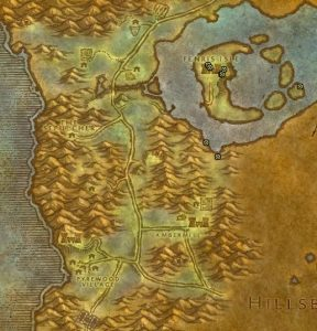Classic Treasure Chest Hunting Guide Images Silverpine Fenris Isle