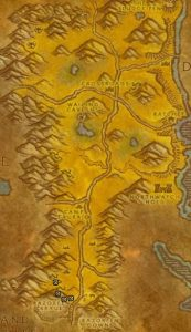 Classic Treasure Chest Hunting Guide Images Southern Barrens