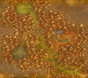 Classic Treasure Chest Hunting Guide Images Stonetalon Windshear