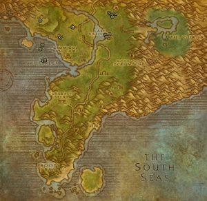 Classic Treasure Chest Hunting Guide Images Stranglethorn Vale 1