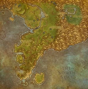 Classic Treasure Chest Hunting Guide Images Stranglethorn Vale 2