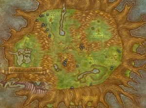 Classic Treasure Chest Hunting Guide Images Teldrassil