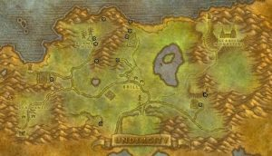 Classic Treasure Chest Hunting Guide Images Tirisfal Glades
