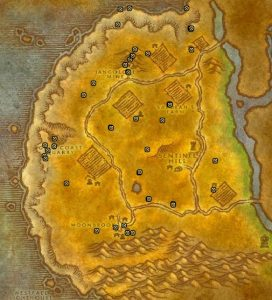 Classic Treasure Chest Hunting Guide Images Westfall