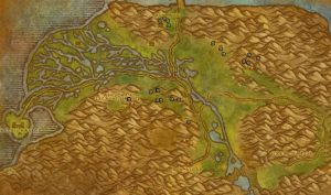 Classic Treasure Chest Hunting Guide Images Wetlands Peaks