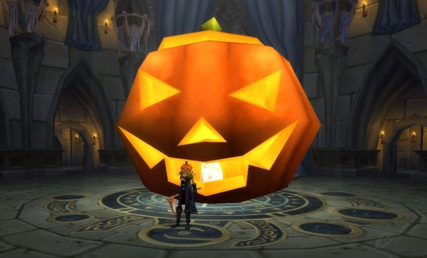 Classic Wow Hallow's End Guide Images Closer