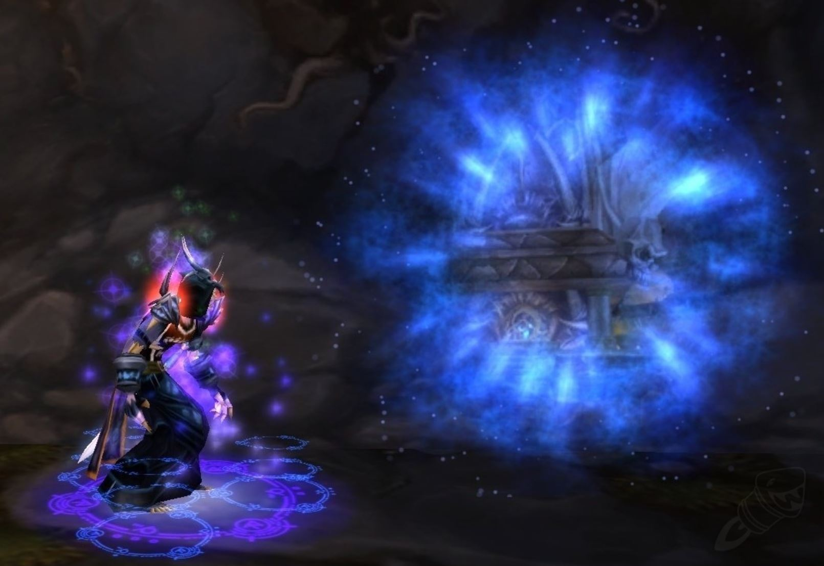 Classic Wow Hallow's End Guide Images Mage Portal