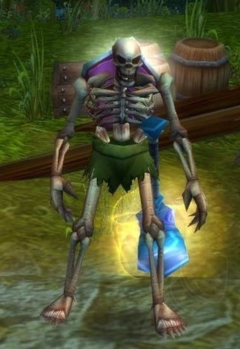 Classic Wow Hallow's End Guide Images Skeleton Costume