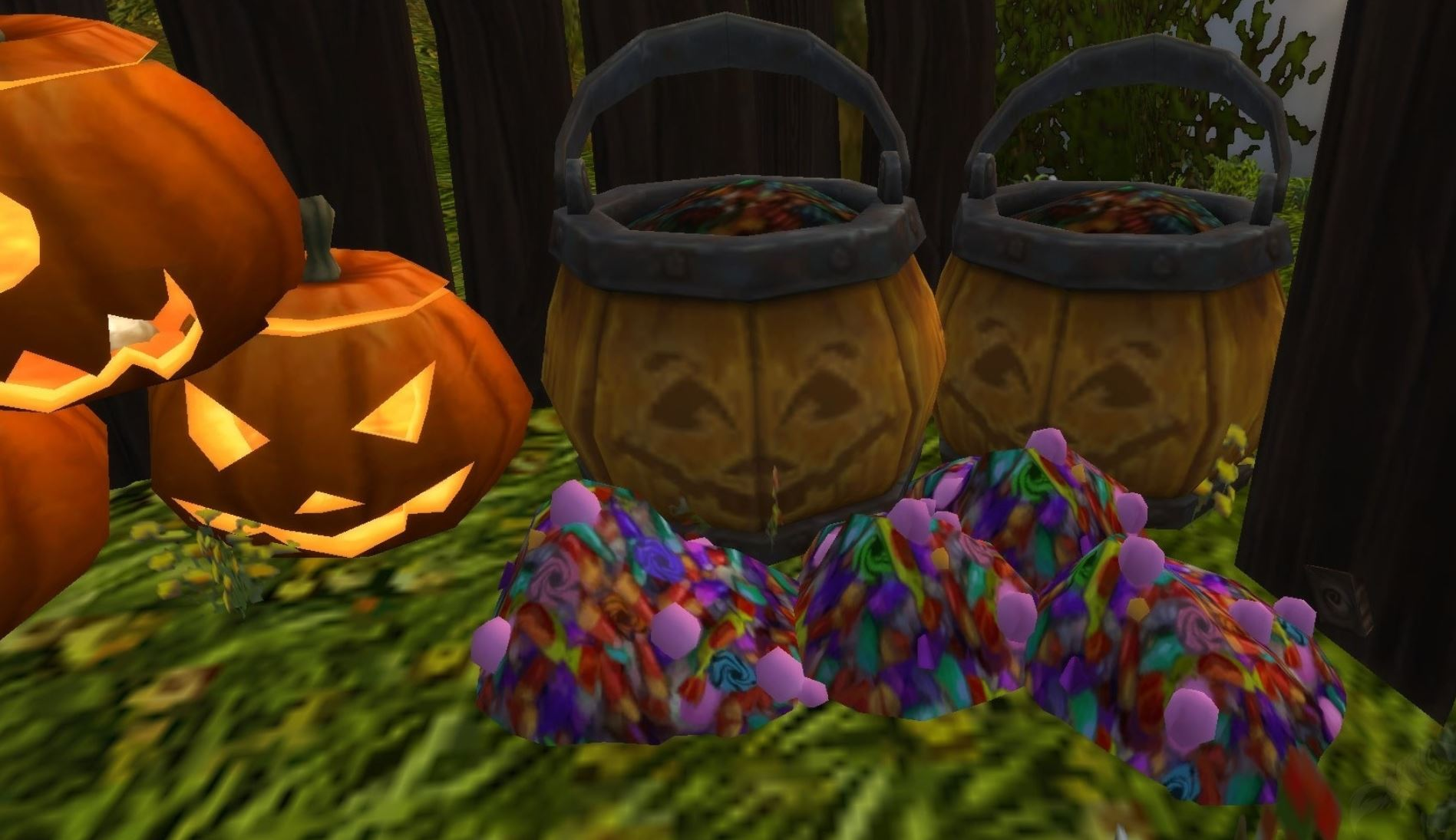 Classic Wow Hallow's End Guide Images Trick Or Treat