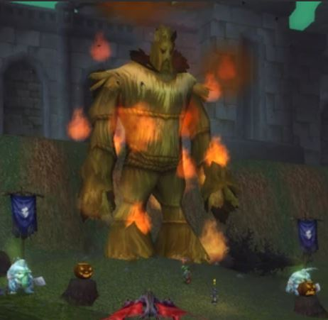 Classic Wow Hallow's End Guide Images Wickermanjpg
