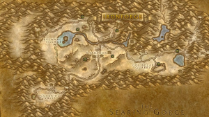 Classic Wow Noblegarden Guide Images Dun Morogh Map 2
