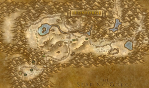 Classic Wow Noblegarden Guide Images Dun Morogh Map 3