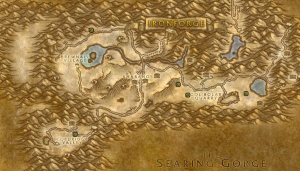 Classic Wow Noblegarden Guide Images Dun Morogh Map 4