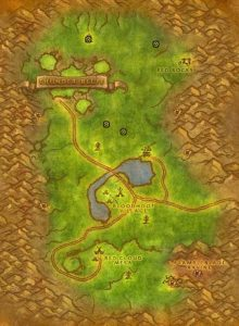 Classic Wow Noblegarden Images Mulgore Map3