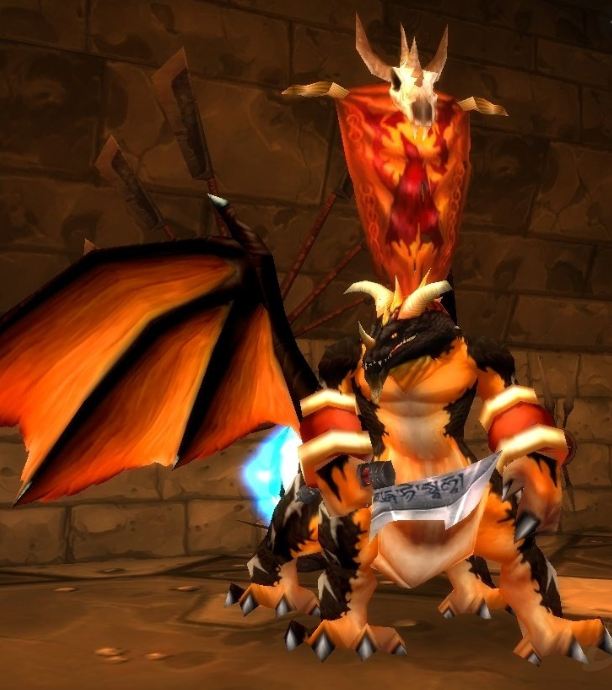 Classic Wow Onyyxia's Lair Attunement Guide General Drakkisath