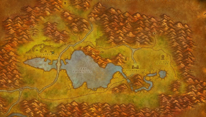 Classic Wow Onyyxia's Lair Attunement Guide Magistrate Solomon Map