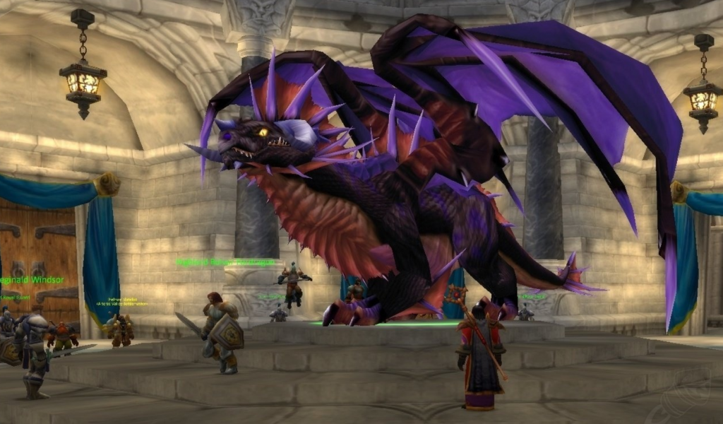 Classic Wow Onyyxia's Lair Attunement Guide Onyxia Revealed