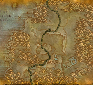 Classic Wow Onyyxia's Lair Attunement Guide Rexxar's Path